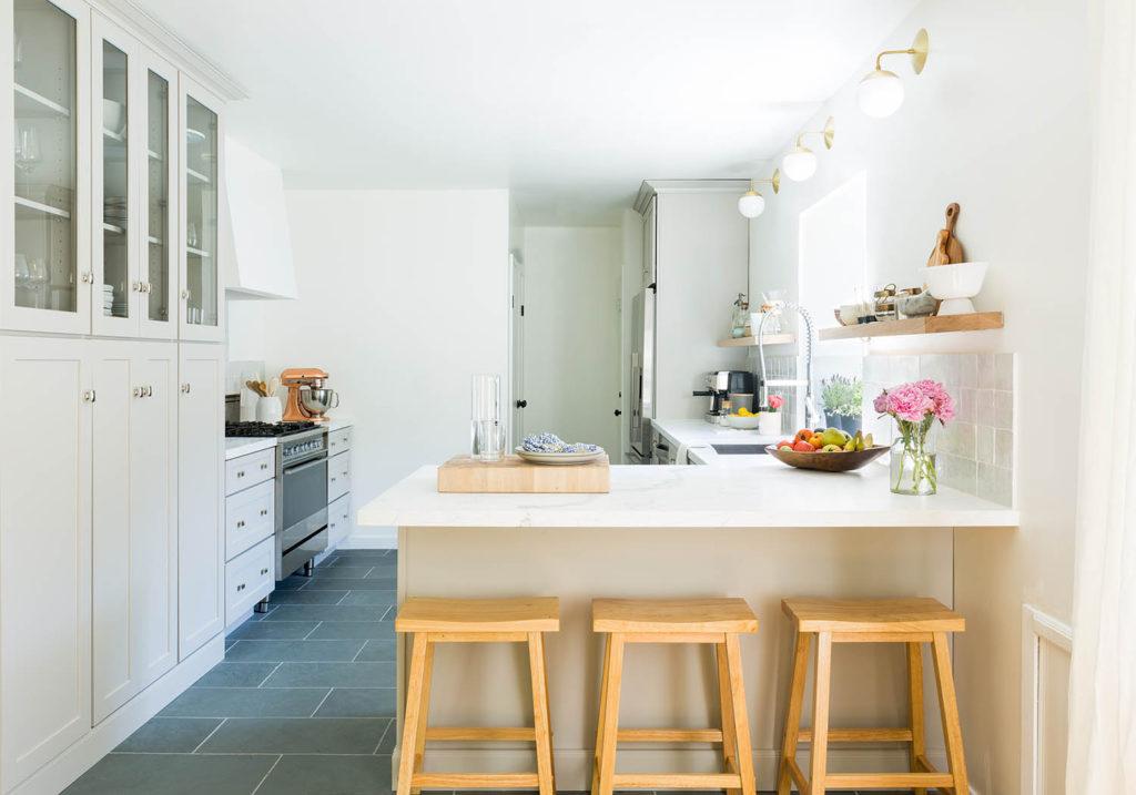 Кухня, которая поддерживает здоровый образ жизни