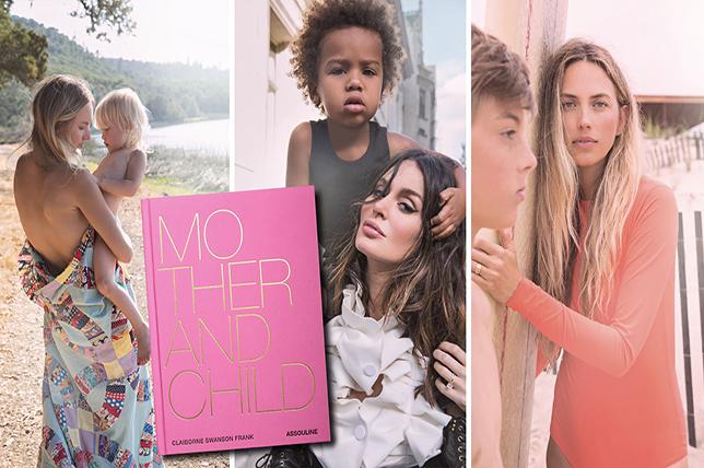 """Автобиографичная фото-книга """"Мать и дитя"""" от Claiborne Swanson Frank"""