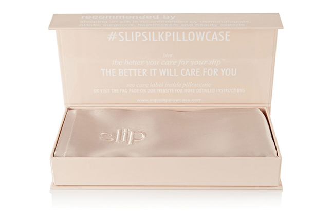 Шелковая наволочка Slipsilk Pure Silk